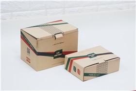 特种纸包装盒
